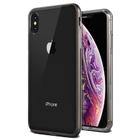 Чехол VRS Design Crystal Bumper для iPhone Xs Max Metal Black