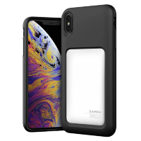 Чехол VRS Design Damda High Pro Shield для iPhone XS MAX Cream White