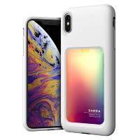 Чехол VRS Design Damda High Pro Shield для iPhone XS MAX Orange Purple